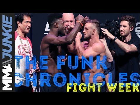 The Funk Chronicles 6- UFC 228 The Final Pounds