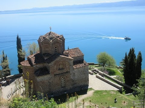 Ohrid, Republic of Macedonia TRAVEL VIDEO