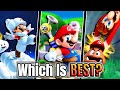 Ranking Every 3D SUPER MARIO Game EVER!