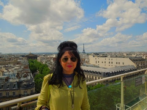 Notre Dame de Paris Quai de la Seine Cyclo Tourisme pousse-pousse Part 1