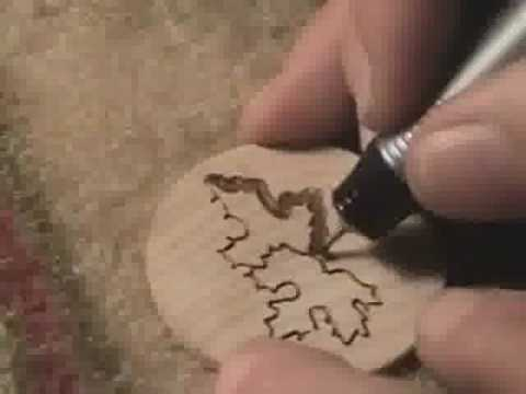 electric wood carver