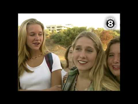 News 8 Throwback 1993: Scripps Ranch High School opens for the first time ever