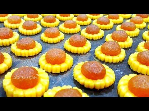 黃梨餅食谱 ❤ How To Make Best Pineapple Tart Recipe