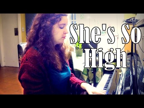 She's So High - Tal Bachman [COVER]