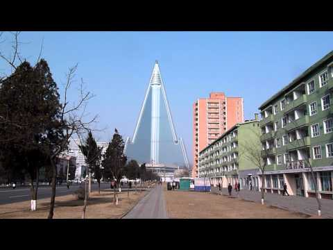 Ryugyong Hotel - Pyongyang, North Korea