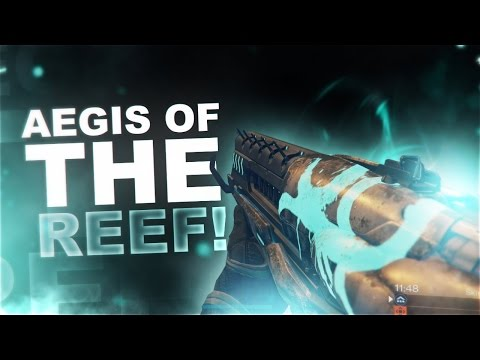 Destiny: The Beautiful Aegis of The Reef! (Review)