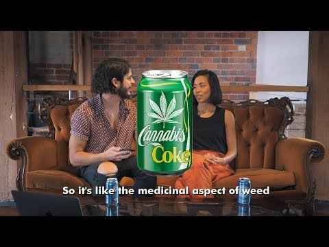 Weed infused Cola?