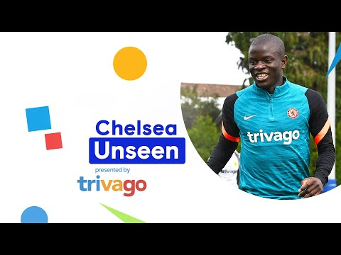 N'Golo Kante Is back 🙌 But Is Brutally Nutmegged By Jorginho! 🤣 | Chelsea Unseen