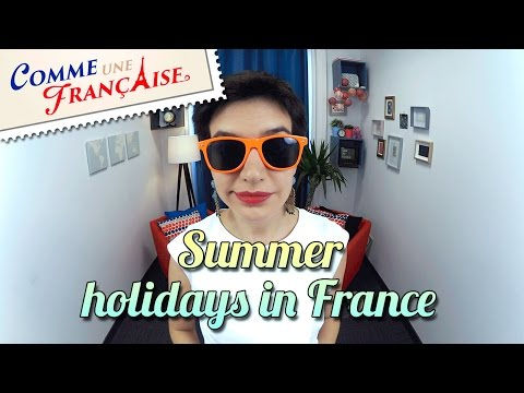 Summer Holidays In French : Sea, Baguettes, And Sun