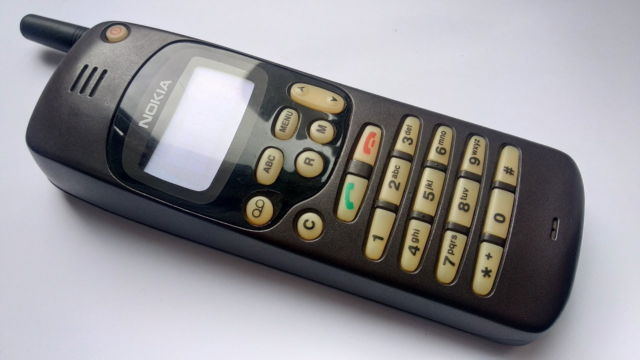 Nokia 1610 NHK-5NX - Ringtones / Dzwonki - Komórkowe zabytki #32 ...