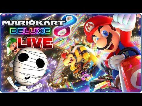 Mario Kart 8 Deluxe // Chillig ins Wochenende mit Funky // Nintendo Switch Livestream