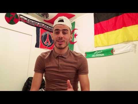 """Mohamed raouraoua président de la FAF """"football algérien"""