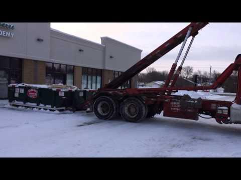 (563) 332-2555 Big Dumpster rental Grand Mound, Iowa