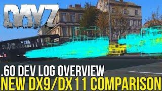 #DayZ ~ .60 Enfusion / Legacy FPS Comparison & New Elektro!