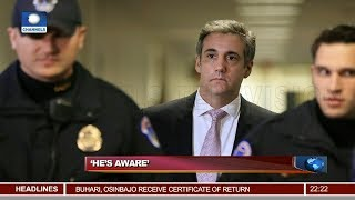 Trump's Lawyer Claims He Knew About Democratic Emails 27/02/19 Pt.4 |News@10|