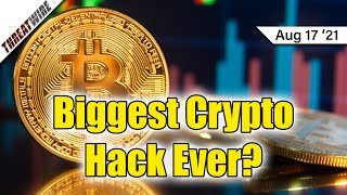 The Biggest Cryptocurrency Hack Ever - Why Did It Happen? - ThreatWire