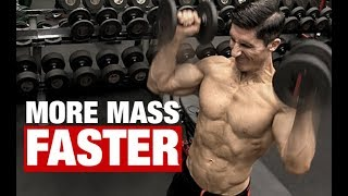 Proven Way to BUILD MUSCLE Faster (SCIENCE)