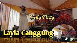 Ovhi firsty Laila Canggung live Mata Air Music