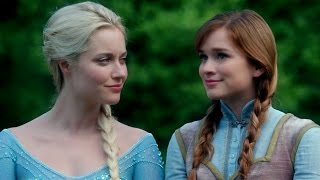Once Upon a Time - How was the Debut of Anna & Elsa From Frozen? - IGN Conversation