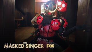 The Clues: Ladybug | Season 2 Ep. 7 | THE MASKED SINGER