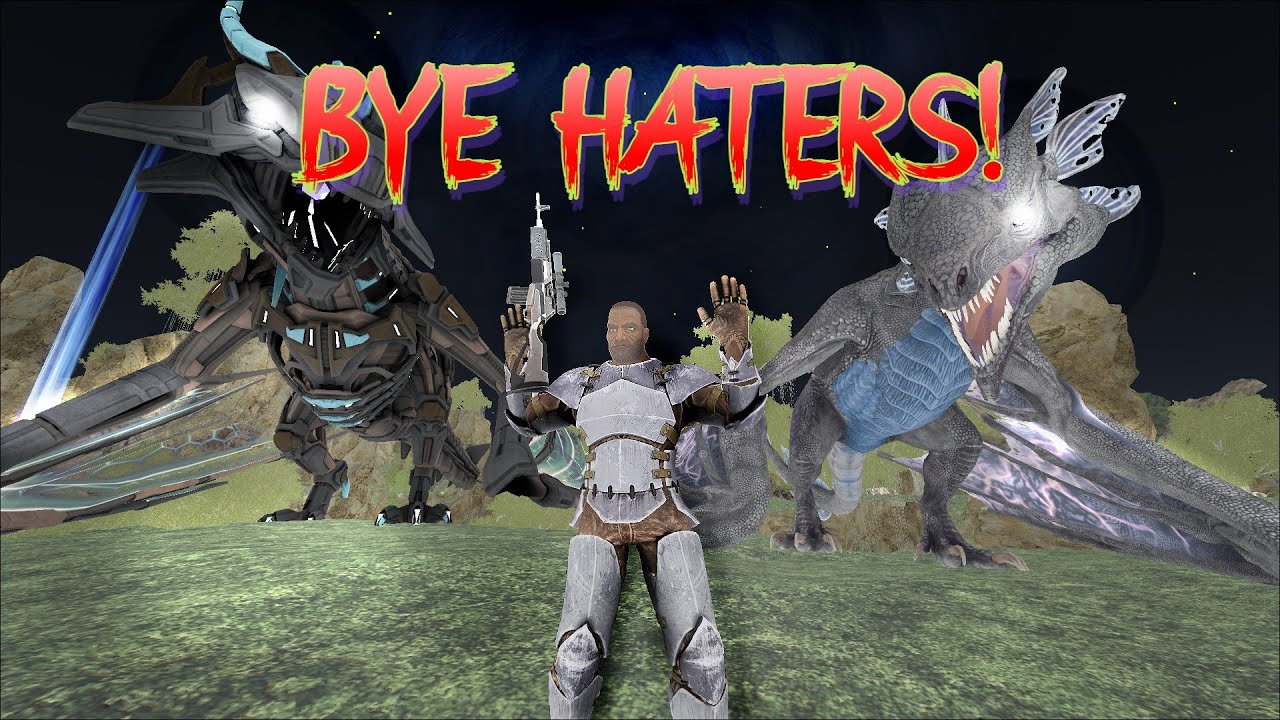 Haters me quisieron humillar pero...   Ark Small Tribes Pc 