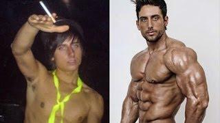 Vom Drogenkind zum Muskeltier - Body Transformation