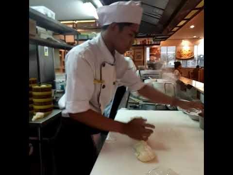 Imperial kitchen & dimsum ( bikin lamian ) mantap