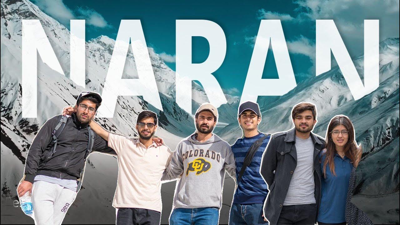 A trip to Naran   Northern Pakistan   (Frozen Worlds)   Vlog