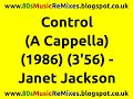 Download Control (A Cappella) - Janet Jackson | DJ Tools For Mixing | DJ Tools Acapella | DJ Vocal Samples MP3 song and Music Video