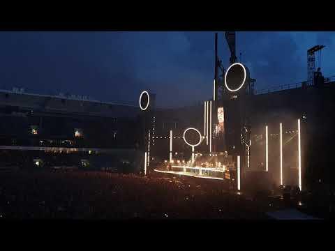 Rammstein - Radio - LIVE August 18, 2019 (Ullevaal Stadion, Oslo, Norway) HD