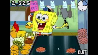 Spongebob Squarepants♥SpongeBob Flip or Flop♥Bob Esponja episodios completos(Game)