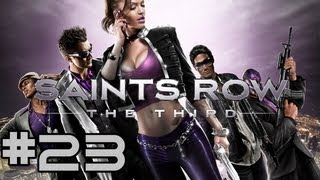 Let's Play Saints Row: The Third #23 German (Blind) [Eskorte & Zuhälter ja, Nutten nein]