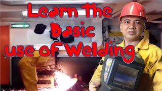 Basic Pinoy Welding Tips