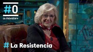 LA RESISTENCIA - Entrevista a Manuela Carmena   Parte 2   #LaResistencia 22.01.2020