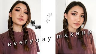 my everyday makeup routine (aka the daily glo up)