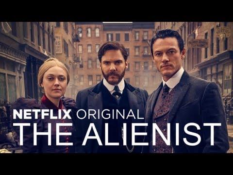 EL ALIENISTA - la serie basada en la novela de Caleb Carr se estrena en Netflix España