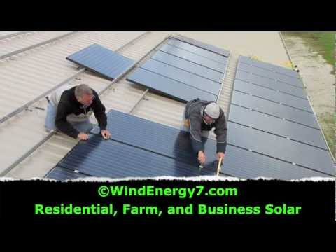 Alabama Solar Panels in Alabama - Solar