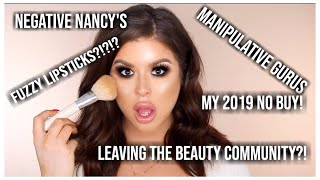 Chit Chat GRWM 2019: Negativity, Scandals, and THE LIPSTICKS! thumbnail