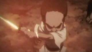 Afro Samurai AMV-Battlecry