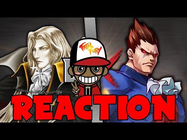 ALUCARD vs DEMITRI!!! | DBX Reaction