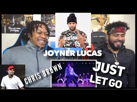 Joyner Lucas & Chris Brown - Just Let Go | FVO Reaction