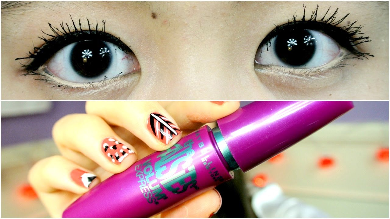 Maybelline rocket mascara tumblr