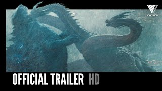 GODZILLA II: KING OF THE MONSTERS – Final Trailer