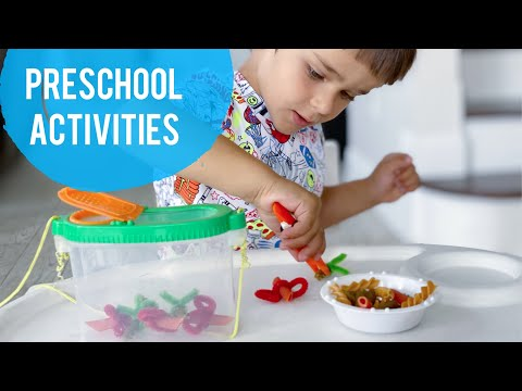 Explore Art and Develop Toddler Fine Motor Skills With Collage