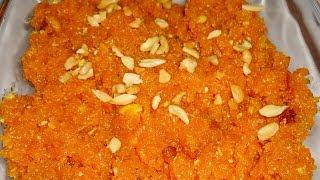 Carrot Halwa | Gajar ka halwa | How to make Gajar ka halwa