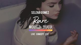 """Hey guys! after making """"ring"""" i've decided to continue on my rare world tour live concept edit album! setlist: act 1 dance again come & get it fun 2..."""