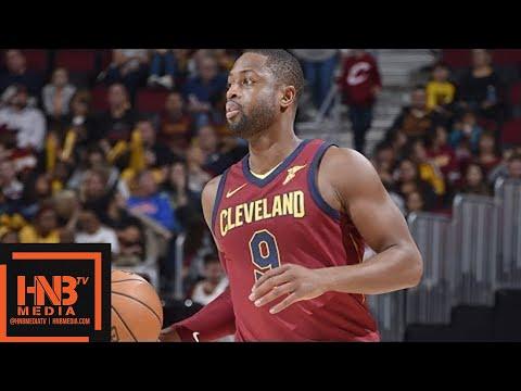Dwyane Wade (15 pts, 8 reb, 3 ast) Full Highlights vs Knicks / Week 5 / Cavaliers vs Knicks
