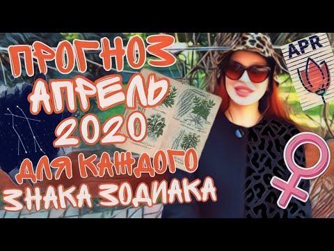АСТРОЛОГИЧЕСКИЙ ПРОГНОЗ НА АПРЕЛЬ 2020 ДЛЯ КАЖДОГО ЗНАКА ЗОДИАКА! | ВЕДИЧЕСКАЯ АСТРОЛОГИЯ