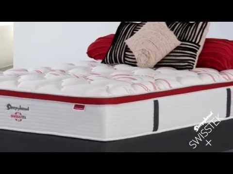 Sleepyhead Swisstek Beds At Beds R Us (Aus)