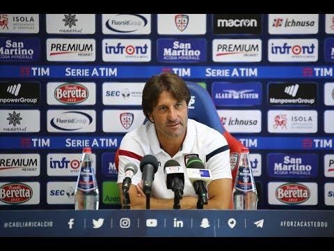 Juventus-Cagliari, la conferenza stampa pre-partita